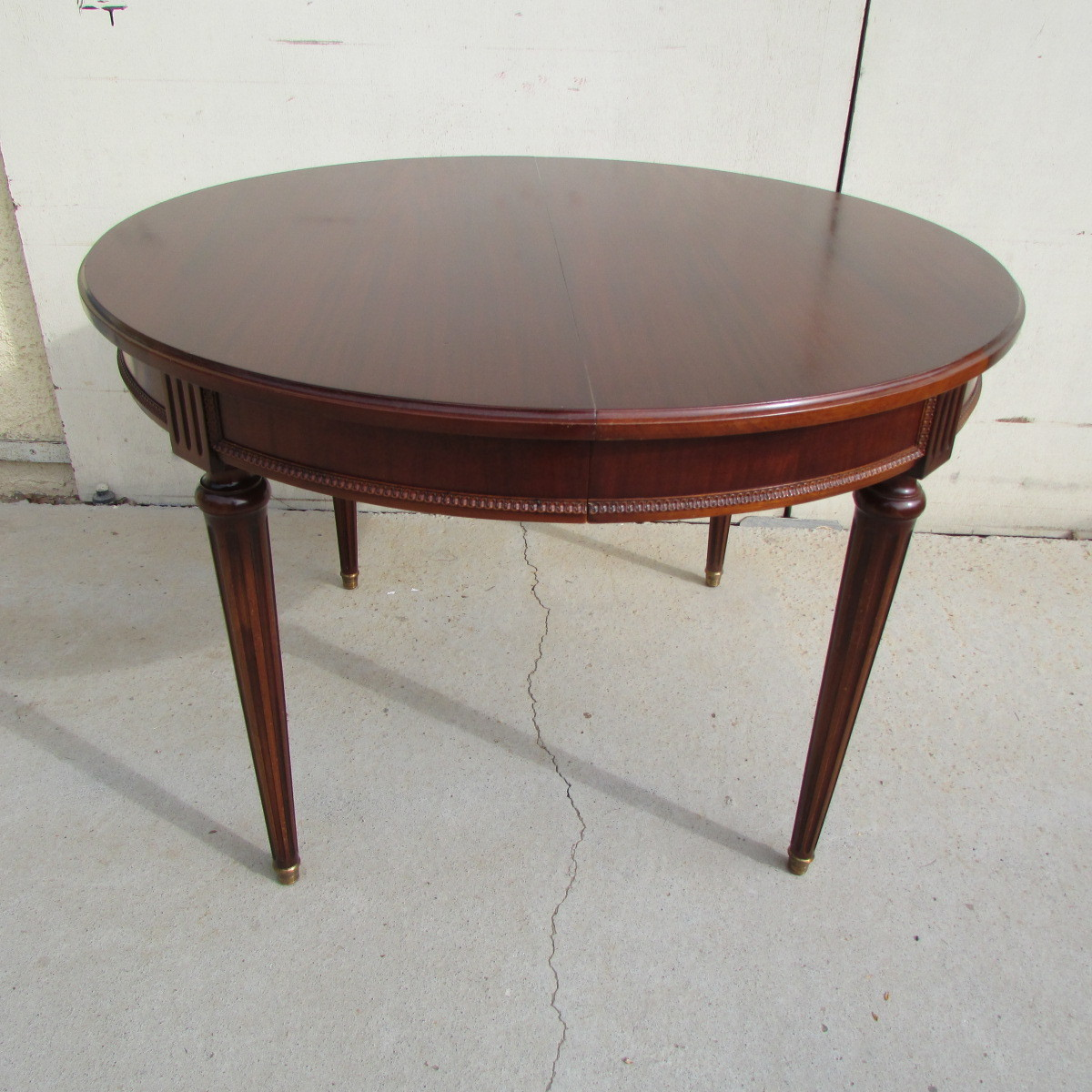 petite table ronde 110 cm vendu