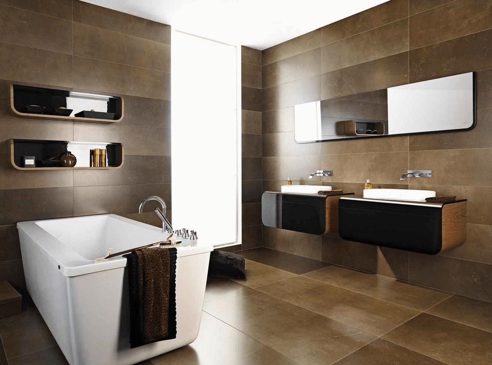 Salle de bain Comment choisir le bon carrelage pour les murs et planchers  Ameublementsca