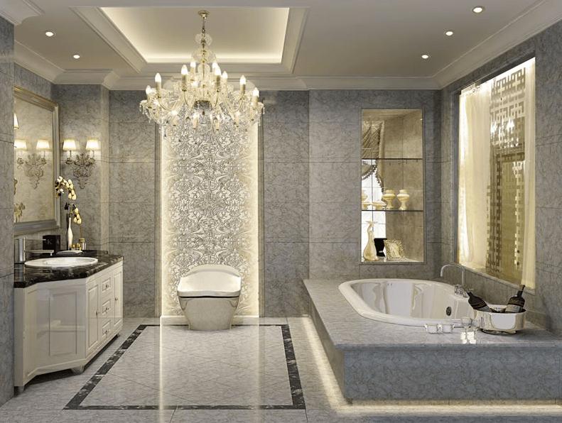 Comment amnager et dcorer une salle de bain  Ameublementsca