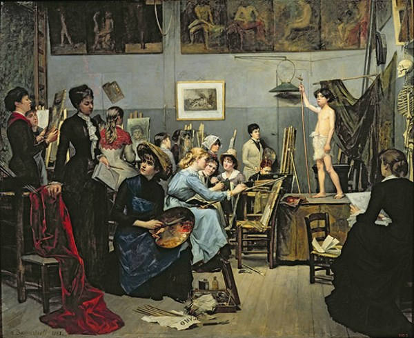 Women Artists in Paris 18501900 To Begin National Tour