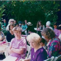 Early 1990's Society Meeting