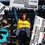 FIS SNOWBOARD HALFPIPE WORLD CUP FINALS NEW ZEALAND