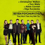SEVEN PSYCHOPATHS WINS  BLACKBERRY PEOPLE'S CHOICE MIDNIGHT MADNESS AWARD AT THE TORONTO FILM FESTIVAL