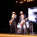 ZZ Top at THE BACKYARD