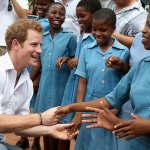 PRINCE HARRY'S 'SENTEBALE' STORIES OF HOPE EXHIBITION AND LIMITED EDITION SCARF