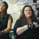 'THE HEAT' INTERVIEW WITH SANDRA BULLOCK AND MELISSA McCARTHY