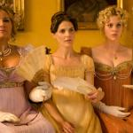 AUSTENLAND:  KERI RUSSEL INTERVIEW