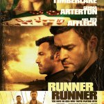 JUSTIN TIMBERLAKE on 'RUNNER RUNNER,' OPENING SEPT. 27TH