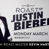 KEVIN HART NAMED ROAST MASTER FOR COMEDY CENTRAL ROAST OF JUSTIN BIEBER