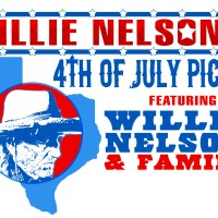 WILLIE NELSON'S 4TH OF JULY PICNIC RETURNS TO AUSTIN, 42ND EDITION TO TAKE PLACE AT AUSTIN 360 AMPHITHEATER