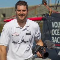 THE TOUGHEST SPORTS PHOTOGRAPHY JOB HAS A PRIZE:  ONBOARD REPORTER AWARD FOR VOLVO OCEAN RACING GOES TO MATT KNIGHTON