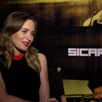 "BENICIO DEL TORO, JOSH BROLIN AND EMILY BLUNT FOR ""SICARIO"""