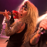 GLAM ROCKERS STEEL PANTHER: THE DR. PHIL OF HEAVY METAL?