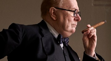 Gary Oldman IS Winston Churchill In Upcoming Film DARKEST HOUR