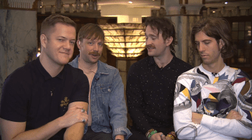 IMAGINE DRAGONS (VIDEO INTERVIEW)