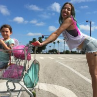 THE FLORIDA PROJECT:  BRIA VINAITE (VIDEO INTERVIEW)
