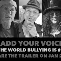 "STARS LEND THEIR VOICE TO ""NO JOKE,"" THE ANTI-BULLYING DOCUMENTARY"