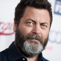 NICK OFFERMAN for HEARTS BEAT LOUD (INTERVIEW) SXSW 2018