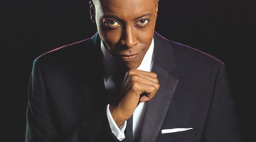 ARSENIO HALL:  RETURN OF THE LEGEND (Interview)