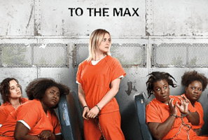 UZO ADUBA on ORANGE IS THE NEW BLACK, SEASON 6
