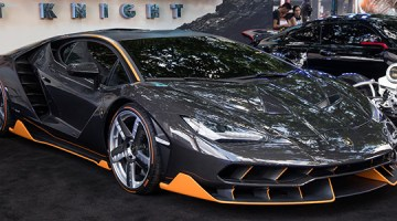 THE BIGGEST GAS GUZZLING CARS ON THE SILVER SCREEN