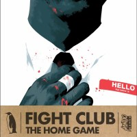 MONDO DOES IT AGAIN, THIS TIME IT'S A FIGHT CLUB  CARD GAME
