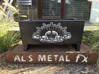 Australian Army Fire Pit Flat Pack - AMFX MetalArt