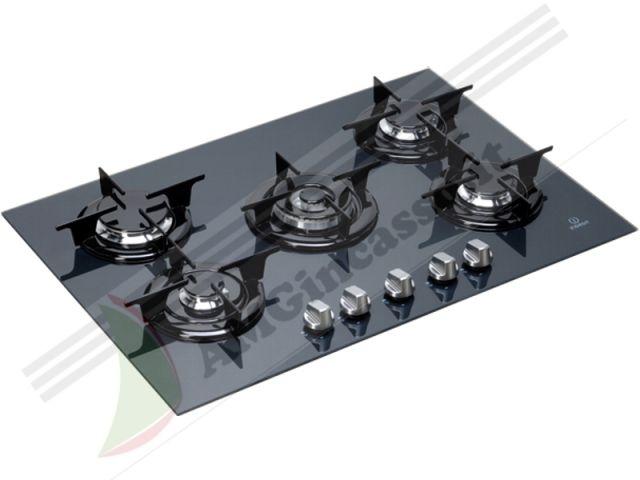 IPG751SGR  Piano Cottura 75 incasso cucina INDESIT IPG