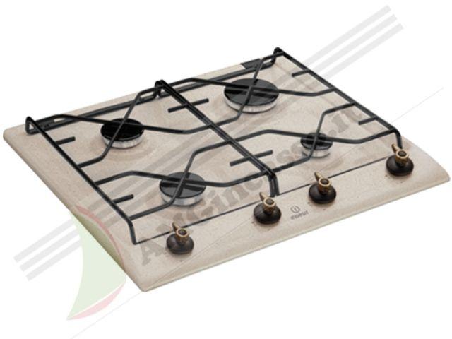 IP640SAVR  Piano Cottura 60 incasso cucina INDESIT IP 640