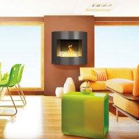 Napoleon Fireplace Bio - Ethanol Wandkamin WMFE4 Schwarz ...