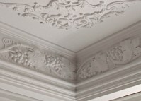 AM Group Studio-Crown Moulding-Ceiling Dome-Fireplace ...