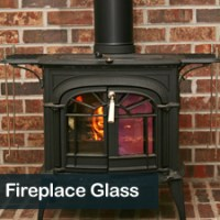 Fireplace Glass - AMG Shower Doors NJ