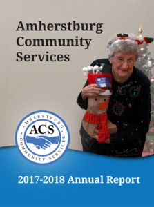 2017-2018 Annual Report Cover Image