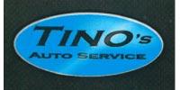 Tino's Auto Logo