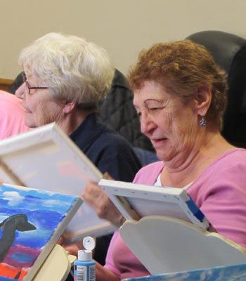 Active Seniors-Congregate Dining