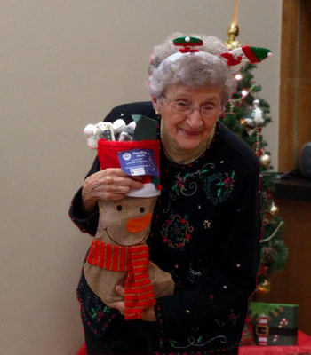 Stuff-a-Stocking for Seniors