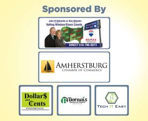 Thank You To Our Sponsors Image