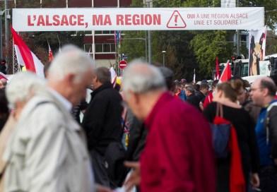 Recréer la Région Alsace