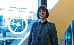 Sylvie Ritter, directrice de Basel World - Photo Er