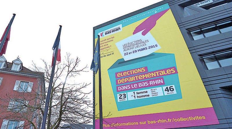 ed2015 - Élections départementales 2015