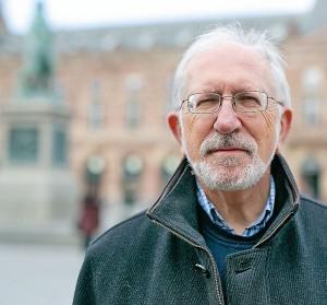 Pierre Goetz, délégué régional de la Fondation du Patrimoine en Alsace - Photo Frédéric Maigrot - L'agence A.M.I.