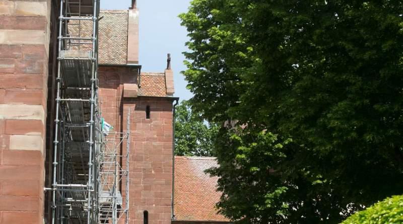 EgliseNeuwiller 004 - Église Saints-Pierre-et-Paul : un joyau restauré