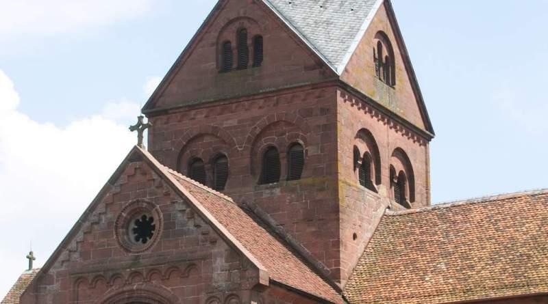 EgliseNeuwiller 019 - Église Saints-Pierre-et-Paul : un joyau restauré