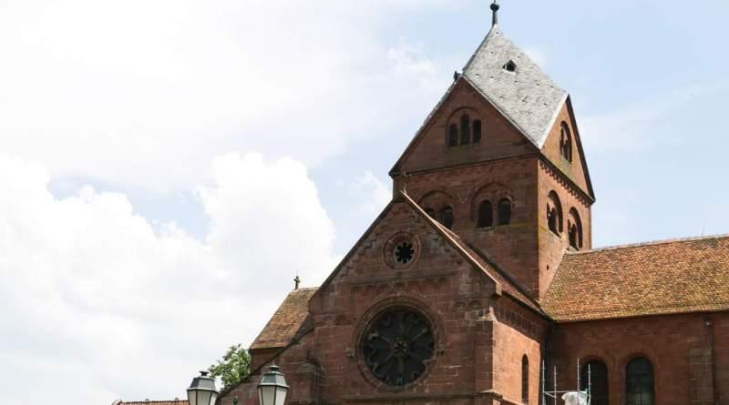 EgliseNeuwiller 049 - Église Saints-Pierre-et-Paul : un joyau restauré