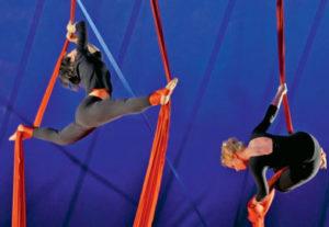 cirque - Arts du cirque: Quand le sports'incruste sous le chapiteau