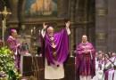 Messe d'action de grâce pour l'épiscopat de Mgr Grallet