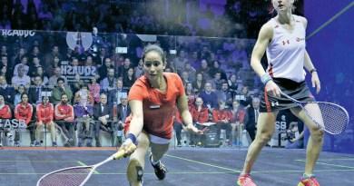 Squash : Nouran Gohar