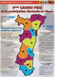 47 ADP 24 MH Region - 9e Grand Prix de la participation électorale en Alsace