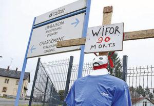 wifor - «Les ex-Wifor face à la peur du chômage»