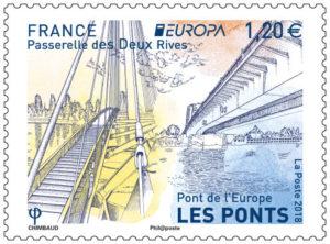 timbre - Un nouveau timbre Europa